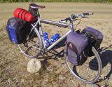 089  Gordon - Touring Finland - Ridgeback Meteor touring bike