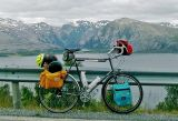 095  Julian - Touring Norway - Specialized Expedition touring bike
