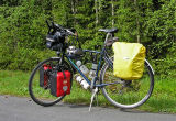 098  Erik - Touring Sweden - Roberts Roughstuff touring bike