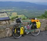 102  Matthew - Touring Virginia - Rivendell Atlantis touring bike