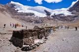Buddhist Flags, Tibetan Plateau