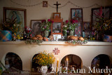 Altar a la casa de Felipe