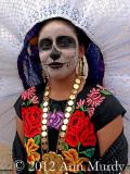 Los Días de Los Muertos en Oaxaca y Más 2012