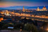 Firenze/Florence at Dusk