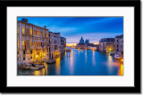 Right Before Sunrise from Ponte Accademia