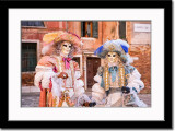 Mask Carnival in Venice 2013