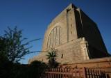 Johanesbourg - Voortrekker Monument