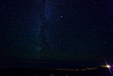 The South Uist night sky