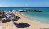 St. Maarten: Flamingo Beach View