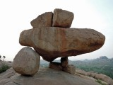One of hundreds of impossibly balanced rocks