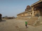 Outside the Vitthala Temple