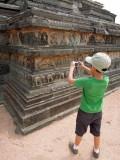 Amazing relief sculpture