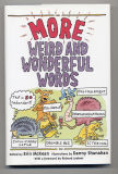 More Weird and Wonderful Words (2003) (inscribed with drawing)