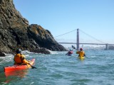 Golden Gate Paddle, 10/20/2012