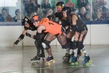 Rated PG Rollergirls vs Gold Pain City