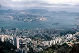 Hong Kong  Harbor (1966)