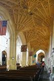 The Bath Abbey