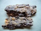 Colacogloea peniophorae on Hyphoderma praetermissum BarrowHills 03-07 HW