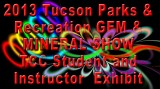 Tucson Gem & Mineral Show Student/Faculty Exhibit