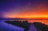 Twilight at Kawaihae Harbor