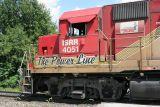 ISRR 4051 Somerville IN July 23 2006