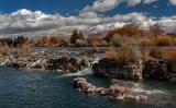 River Scene, Idaho Falls
