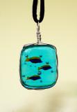 Aquarium necklace