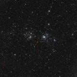 NGC 869 and NGC 884