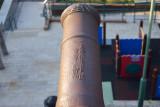 Inscription of Cannon