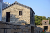 Front Wall and Guard House
