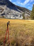 Yosemite Backpacking 2012