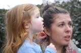 Maddie and CC