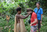 Tanna Evergreen Resort visits the Louinio Nambas Kastom Village, part of the Yakel tribe