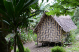 A traditional hut, Yakel village