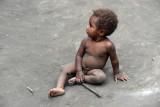 Baby boy, Yakel tribe, Tanna