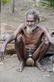 Yakel chief, Louinio Nambas Kastom Village, Tanna