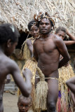 Good looking young man of the Yakel tribe, Tanna