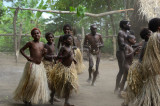 Yakel tribal dance, Tanna