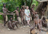 Visit to the Yakel tribe of Tanna