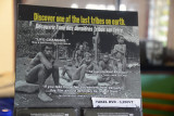 For sale back at the lodge (and at the airport), a DVD documentary on the Yakel tribe