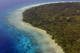 Northwest coast of Tutuba, Vanuatu