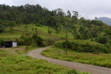 The turnoff for Namosi Road is 20km east of Pacific Harbour and 10km east of the Navua River bridge