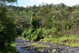Crossing a stream, Namosi Road
