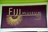 Fiji Museum, interesting but not World Class