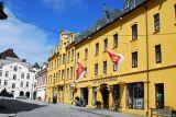 Clarion Collection Bryggen Hotel, Apotekergata, Ålesund