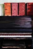 the piano 8x12