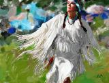 sandra - Passamaquady Tribe 11x8