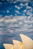 Sydney Opera House portrait