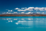 Lake Pukaki reflection