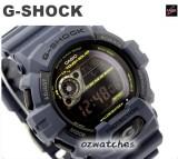 CASIO G-SHOCK DIGITAL TOUGH SOLOR GR-8900 GR-8900NV-2 LED BACKLIGHT NAVY BLUE